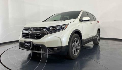 Honda CR-V Turbo Plus usado (2017) color Blanco precio $377,999