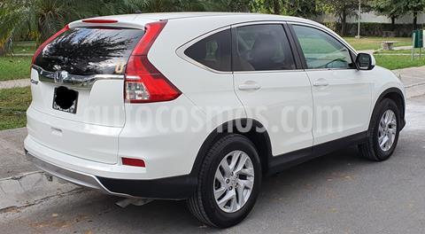 Honda CR-V i-Style usado (2015) color Blanco precio $245,000
