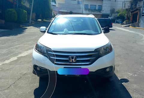 Honda CR-V EX usado (2013) color Blanco precio $215,000