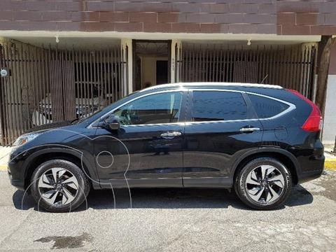Honda CR-V EXL Navi 4WD usado (2016) color Negro Cristal precio $122,000