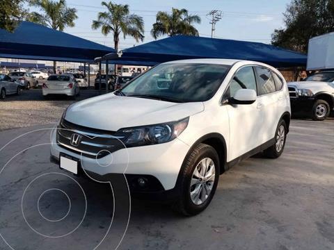Honda CR-V EX 2.4L (166Hp) usado (2014) color Blanco precio $240,000