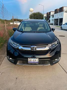 Honda CR-V Turbo Plus usado (2019) color Negro Cristal precio $515,000