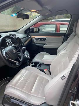 Honda CR-V Turbo Plus usado (2018) color Azul Oscuro precio $120,000