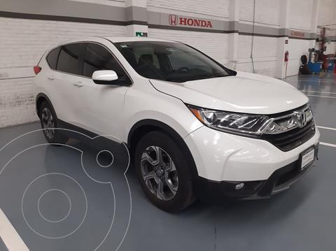 Honda CR-V Turbo Plus usado (2017) color Blanco precio $413,000