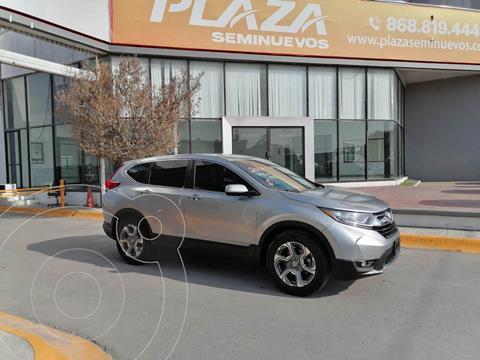 Honda CR-V Turbo Plus usado (2018) color Plata Dorado precio $419,000