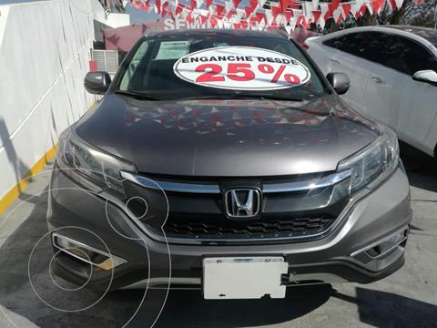 Honda CR-V EXL Navi 4WD usado (2016) color Acero precio $320,000