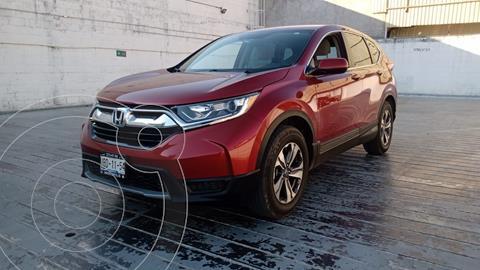Honda CR-V EX 2.4L (156Hp) usado (2018) color Rojo Cobrizo precio $370,000