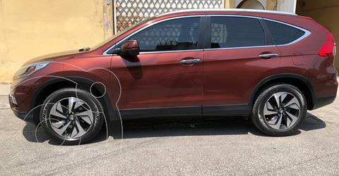 Honda CR-V EXL Navi usado (2016) color Marron precio $299,000
