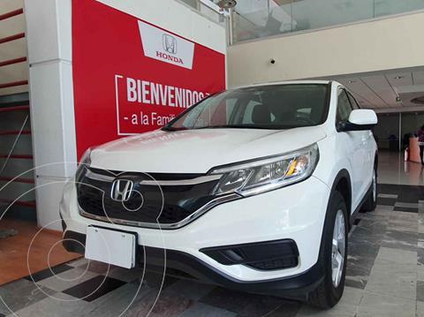 Honda CR-V LX usado (2016) color Blanco precio $260,000