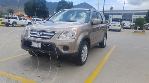 foto Honda CR-V EXL usado (2005) color Plata precio $120,000