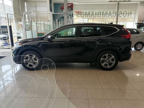 Honda CR-V Turbo Plus usado (2019) color Negro precio $439,000