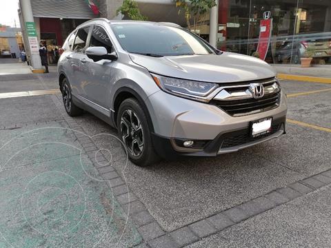 Honda CR-V Touring usado (2018) color Plata Dorado precio $469,000