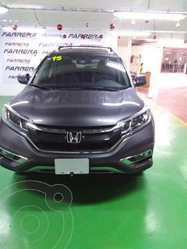 Honda CR-V EXL usado (2015) color Gris precio $305,000