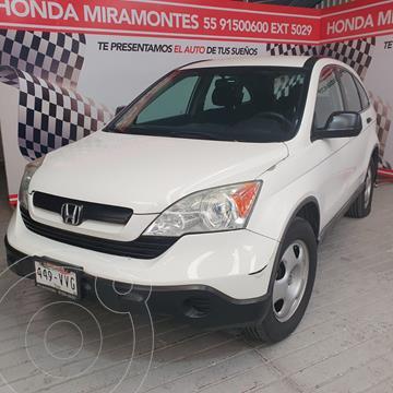 Honda CR-V LX usado (2008) color Blanco precio $150,000