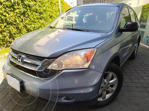 Honda CR-V LX 2.4L (156Hp) usado (2011) color Azul precio $210,000