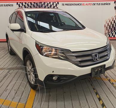 Honda CR-V EXL NAVI usado (2014) color Blanco Marfil financiado en mensualidades(enganche $132,500 mensualidades desde $6,652)