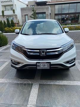 Honda CR-V i-Style usado (2015) color Blanco Marfil precio $295,000