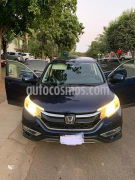 Honda CR-V i-Style usado (2015) color Azul precio $245,000