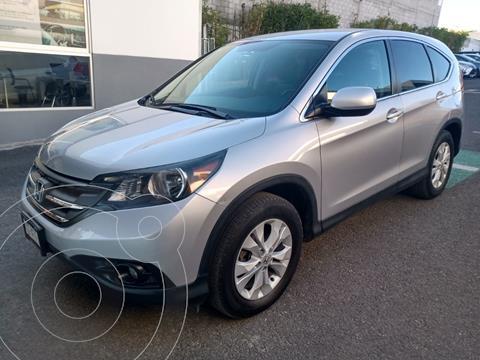 Honda CR-V EX Premium usado (2014) color Plata precio $260,000