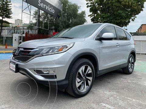 Honda CR-V i-Style usado (2016) color Plata precio $345,000