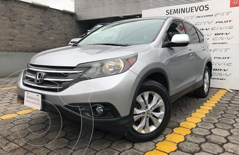 Honda CR-V EX usado (2014) color Plata Dorado precio $258,000
