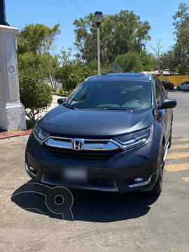Honda CR-V Touring usado (2017) color Gris precio $385,000
