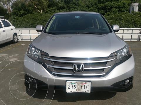 Honda CR-V EX usado (2012) color Plata precio $209,000