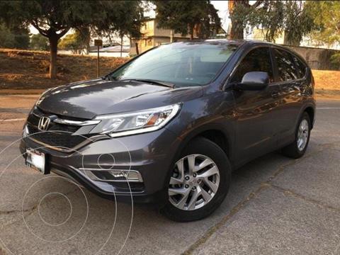 Honda CR-V i-Style usado (2016) color Gris Oscuro precio $293,000