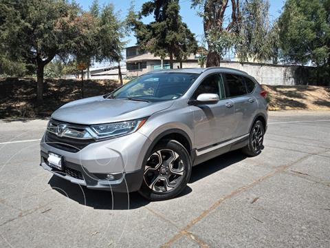 Honda CR-V Touring usado (2019) color Plata Dorado precio $480,000