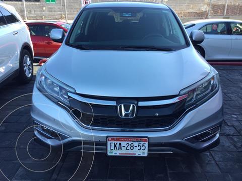Honda CR-V i-Style usado (2015) color Plata Dorado precio $273,000