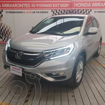 Honda CR-V i-Style usado (2015) color Plata Diamante precio $305,000