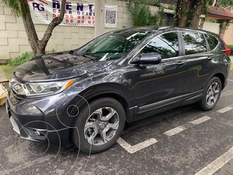 Honda CR-V Turbo Plus usado (2019) color Acero precio $495,000