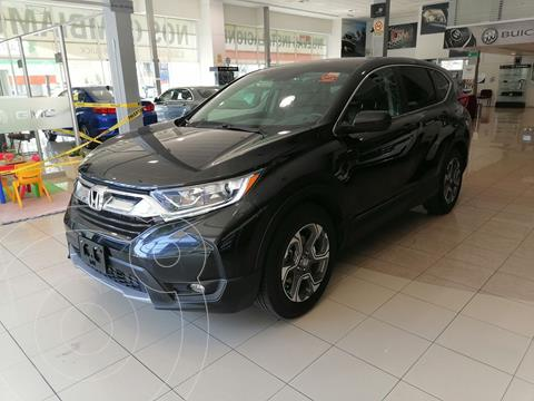 Honda CR-V Turbo Plus usado (2019) color Negro precio $449,900
