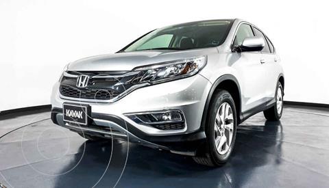 Honda CR-V i-Style usado (2015) color Plata precio $282,999