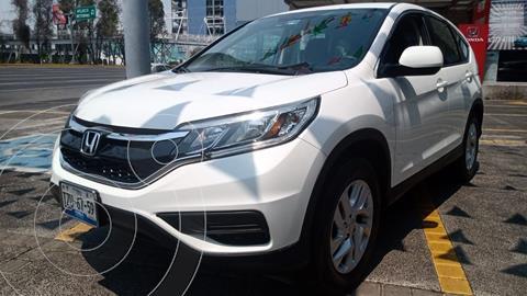 Honda CR-V LX 2.4L (156Hp) usado (2016) color Blanco precio $276,000