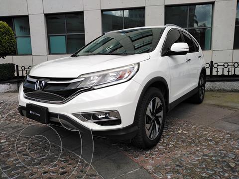 Honda CR-V EXL Navi usado (2016) color Blanco precio $369,000