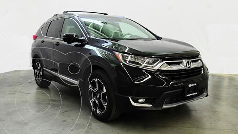 Honda CR-V Touring usado (2017) color Negro precio $395,000