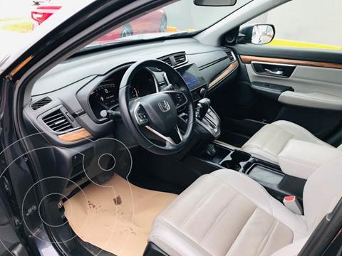 Honda CR-V Turbo Plus usado (2019) color Gris precio $439,000