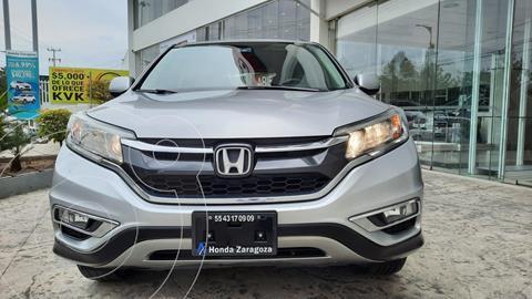 Honda CR-V i-Style usado (2016) color Plata Dorado precio $296,702
