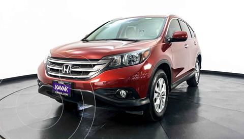 Honda CR-V EXL NAVI 4WD usado (2013) color Rojo precio $244,999