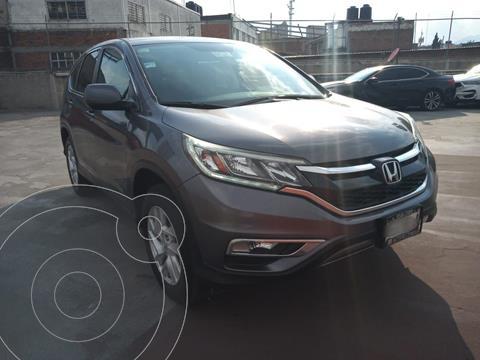 Honda CR-V i-Style usado (2016) color Gris Oscuro precio $305,000