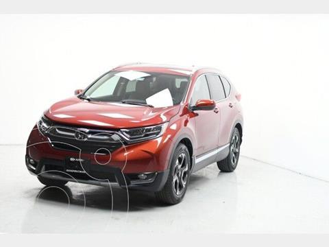 Honda CR-V Touring usado (2018) color Rojo precio $477,000