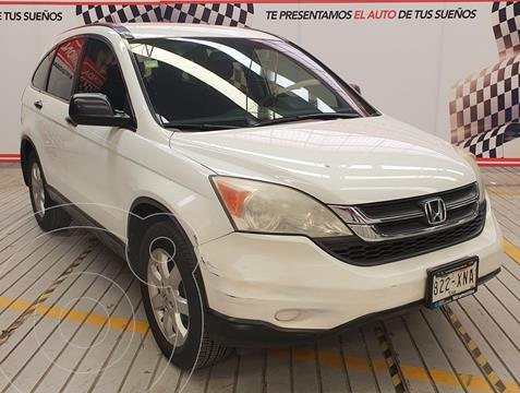 Honda CR-V LX usado (2010) color Blanco precio $170,000