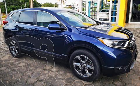 Honda CR-V Turbo Plus usado (2017) color Azul precio $415,000