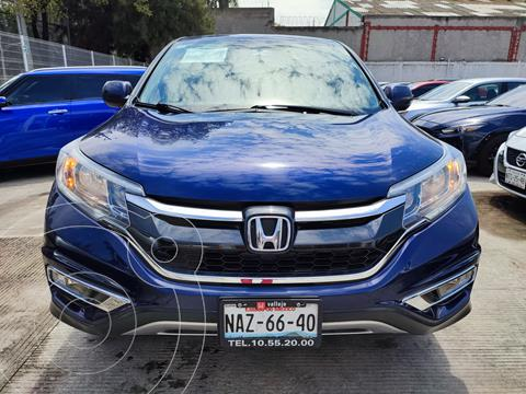 Honda CR-V i-Style usado (2016) color Azul Oscuro precio $310,000
