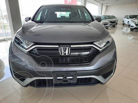 Honda CR-V Turbo Plus usado (2020) color Gris Oscuro precio $480,000