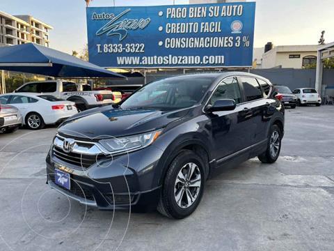 Honda CR-V EX 2.4L (156Hp) usado (2018) color Gris precio $359,900