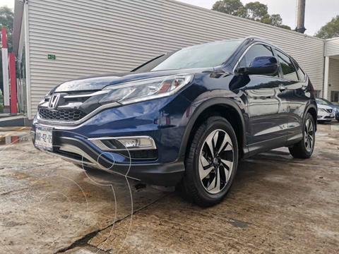 Honda CR-V EX 2.4L (156Hp) usado (2015) color Azul precio $299,000