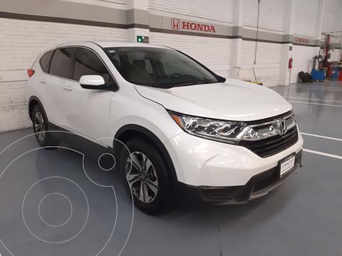 Honda CR-V EX usado (2019) color Blanco precio $427,000