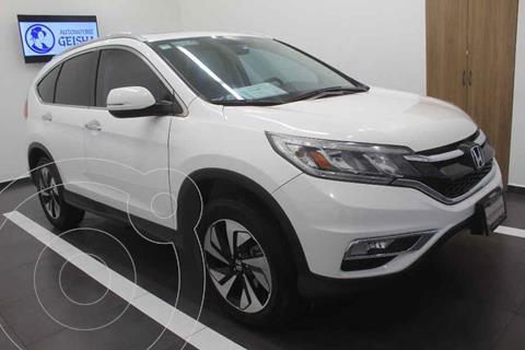 Honda CR-V EXL Navi 4WD usado (2016) color Blanco precio $359,000